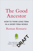 The Good Ancestor Book PDF
