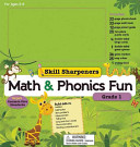 Skill Sharpeners Math and Phonics Fun  Grade 1