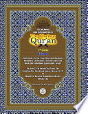 The Meaning and Explanation of the Glorious Qur an  Vol 8