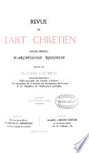Revue De L Art Chretien