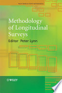 Methodology of Longitudinal Surveys