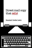 Direct Mail Copy that Sells