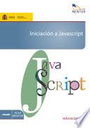 Iniciaci N A Javascript