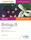 Edexcel Biology Student Guide 1