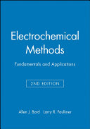 Electrochemical Methods  Student Solutions Manual