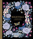 Nightfall Coloring Book : the boundary between day and night blurs and...