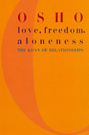 download ebook love, freedom, and aloneness pdf epub