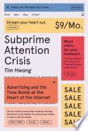 Subprime Attention Crisis Book PDF