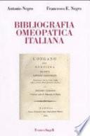 Bibliografia omeopatica italiana  1822 1914