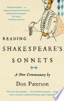 Reading Shakespeare s Sonnets