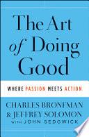 Ebook The Art of Doing Good Epub Charles Bronfman,Jeffrey Solomon Apps Read Mobile