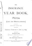 The Spectator Insurance Yearbook