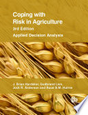 Coping with Risk in Agriculture  3rd Edition