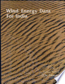Wind Energy Data For India