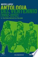 Antologia del ventennio (1992-2012)