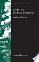 Sweden And Ecological Governance
