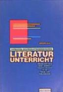 Handlungs- und produktionsorientierter Literaturunterricht
