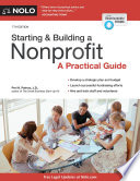 Starting   Building a Nonprofit