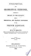 Colloquial and Grammatical Exercises