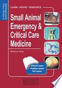 Small Animal Emergency   Critical Care Medicine