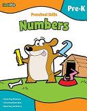 Preschool Skills Numbers Flash Kids Preschool Skills  book