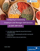 Configuring And Customizing Employee And Manager Self Services In Sap Erp Hcm