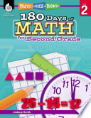 180 Days of Math for Second Grade  Practice  Assess  Diagnose