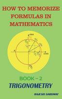 How to Memorize Formulas in Mathematics