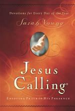 Jesus Calling: Seeking Peace in His Presence [Book]