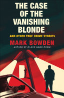 The Case of the Vanishing Blonde Book