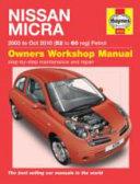 Nissan Micra Service And Repair Manual