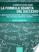 La formula segreta del successo  ebook   audiolibro