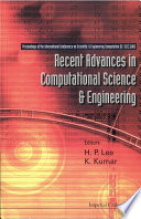 Recent Advances In Computational Science And Engineering book