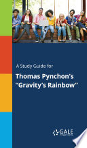download ebook a study guide for thomas pynchon's