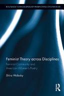 Feminist Theory Across Disciplines