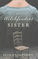 The Witchfinder's Sister Book Cover