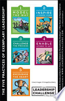 The Leadership Challenge Card  Side A  The Ten Commitments of Leadership  Side B  The Five Practices of Exemplary Leadership