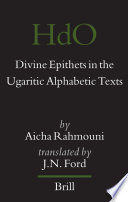 Divine Epithets in the Ugaritic Alphabetic Texts