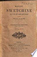 Madame Swetchine sa vie et ses oeuvres