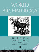 High Definition Archaeology  Threads Through the Past