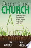 Organizing Church