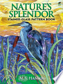 Nature s Splendor Stained Glass Pattern Book