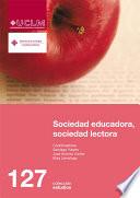 Sociedad educadora  sociedad lectora
