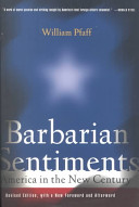 Barbarian Sentiments