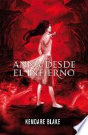 Anna desde el infierno  Anna vestida de sangre 2