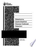 Waterborne Gastrointestinal Disease Outbreak Detection book