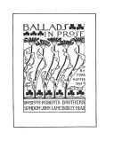 Ballads In Prose