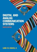 Digital and Analog Communication Systems