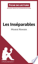 Les Ins  parables de Marie Nimier  Fiche de lecture