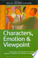 Write Great Fiction   Characters  Emotion   Viewpoint